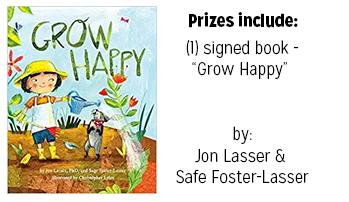 Prize - Grow Happy Book