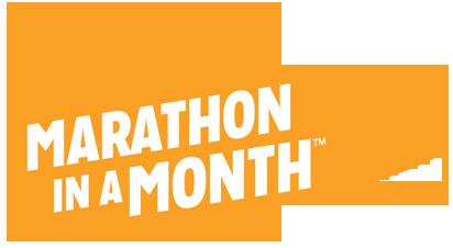 Marathon in a Month 2017
