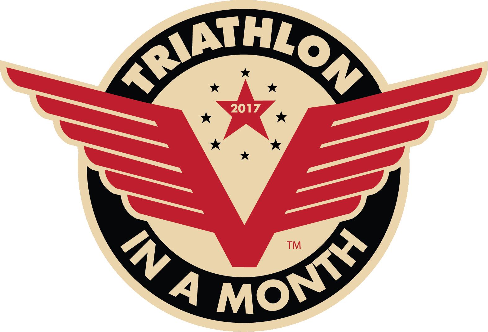 Triathlon in a Month 2017