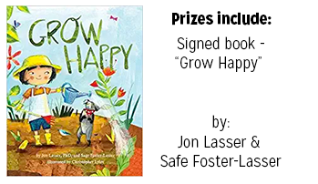 Prize - Grow Happy Book