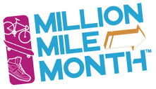Working from home? Million Mile Month to Kick Off March 25