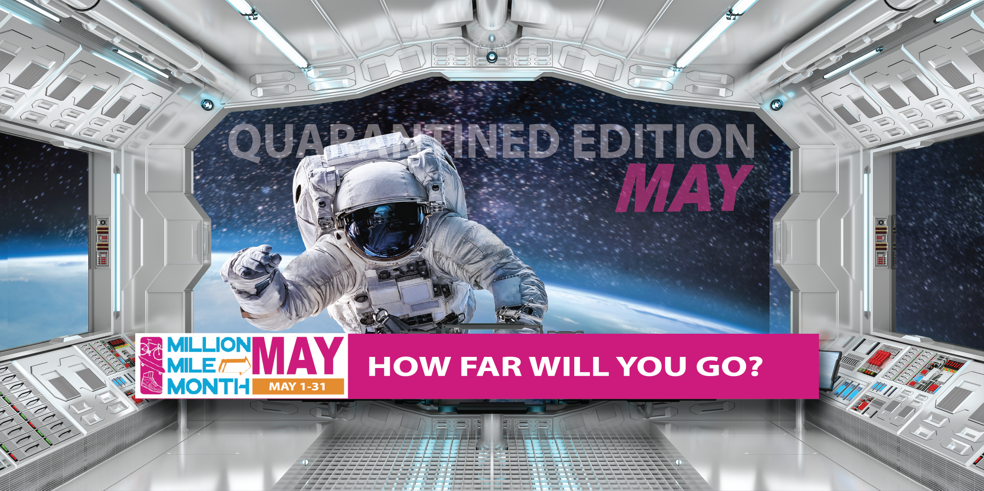 Ready for a reboot? Million Mile Month to kick off again May 1