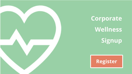 Corporate Wellness Signup
